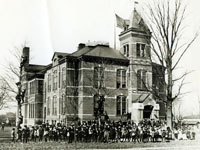 Philomethian St. School ca. 1890