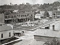 Triangle Park 1875